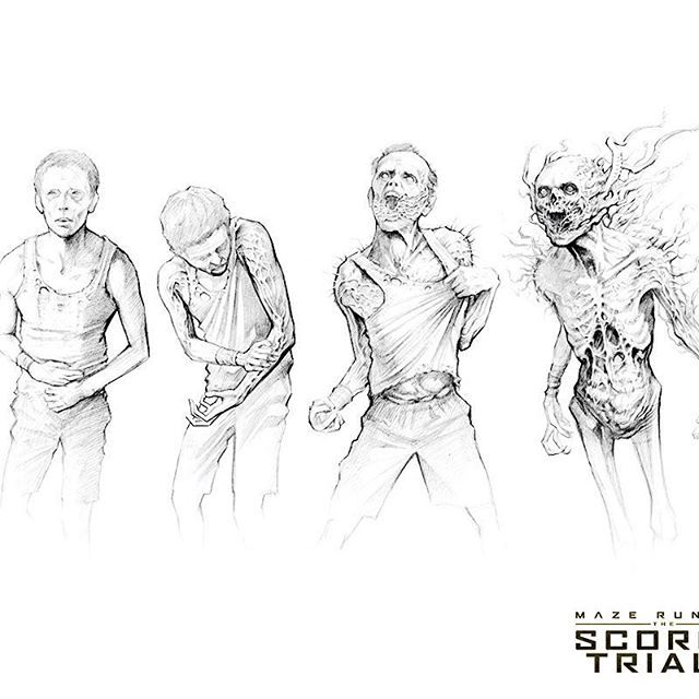 Do you know the Stages of the Flare? #SurviveTheScorch | Maze Runner ...