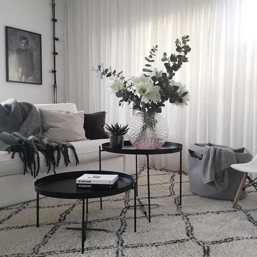 Soffbord Vardagsrum Inredning vardagsrum soffbord, Vardagsrum källare och Idéer vardagsrum