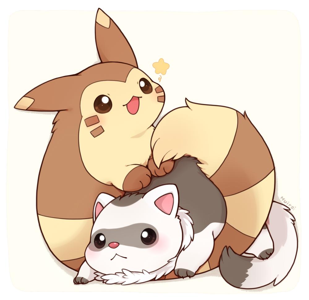 Furret And Ferret Furret Cute Pokemon Wallpaper Cute Pokemon Pictures Pokemon