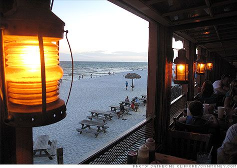 This Is Why We Eat Here Our First Night Beach Pinterest
