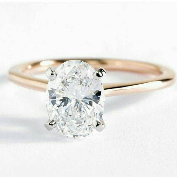 Design Your White Sapphire Ring With Sumudunigems Cristal Clear White Sapphire 1 C Wedding Rings Solitaire Wedding Rings Engagement Bluenile Engagement Ring