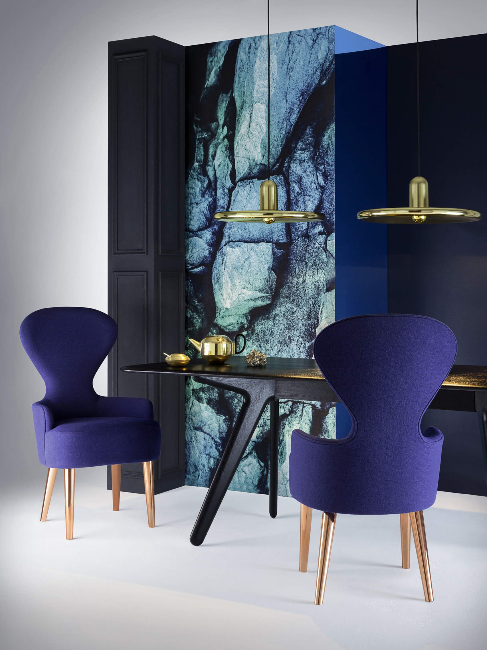 Tom Dixon furniture combines honest materials with innovative ...
