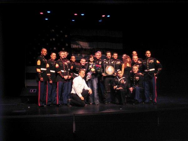 Dina Preston Band Veteran's Memorial Day Concert Bend Oregon Show