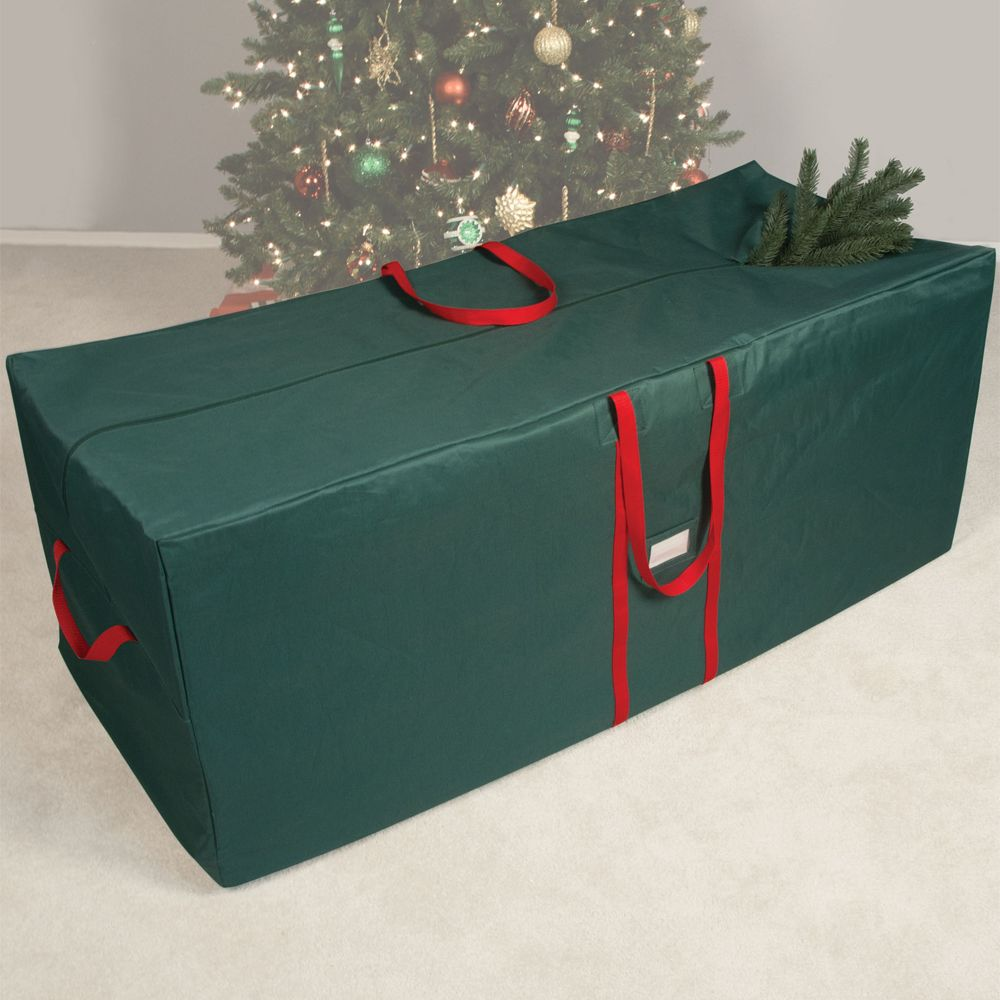 The Christmas Tree Storage Bag With Wheels Gives You A Simple And