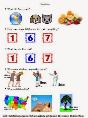 Genesis Worksheets Projects To Try Pinterest Worksheets