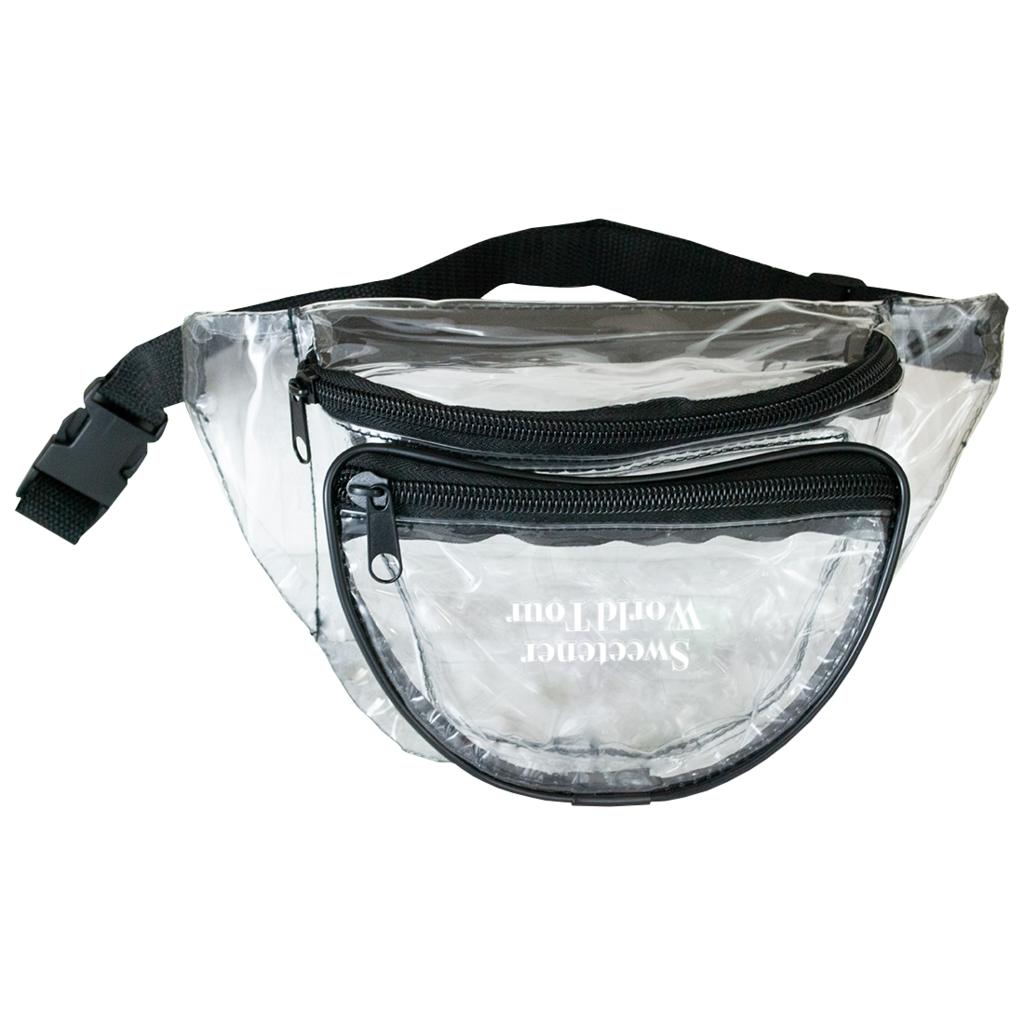 88c12707e651 Sweetener Tour Clear Fanny Pack in 2019 | Fashun | Fanny pack ...