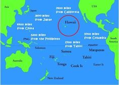Image Result For Hawaii World Map Climate Awareness Weather - Hawaii on world map