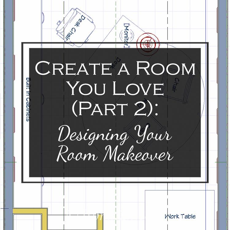 Want to re-do a room but need some help designing your room makeover? Use this free workbook to learn how to create a room you love.