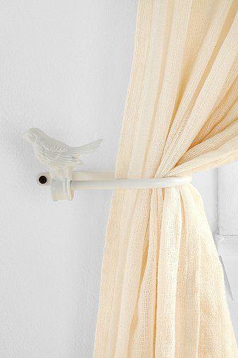 Birdie Curtain Tie Back Curtain Tie Backs Curtains Curtain Ties