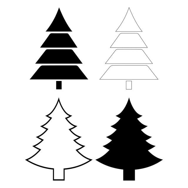 Download Pin by Emily King on cricut downloads | Christmas tree ...