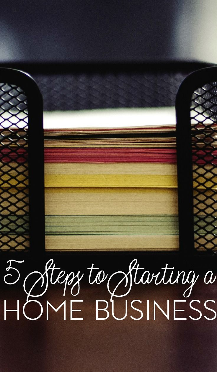 Are you thinking of working of home but unsure of where to start? Here are some simple steps to starting a home business.