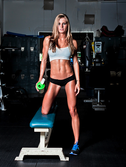 bikini fitness träningsprogram