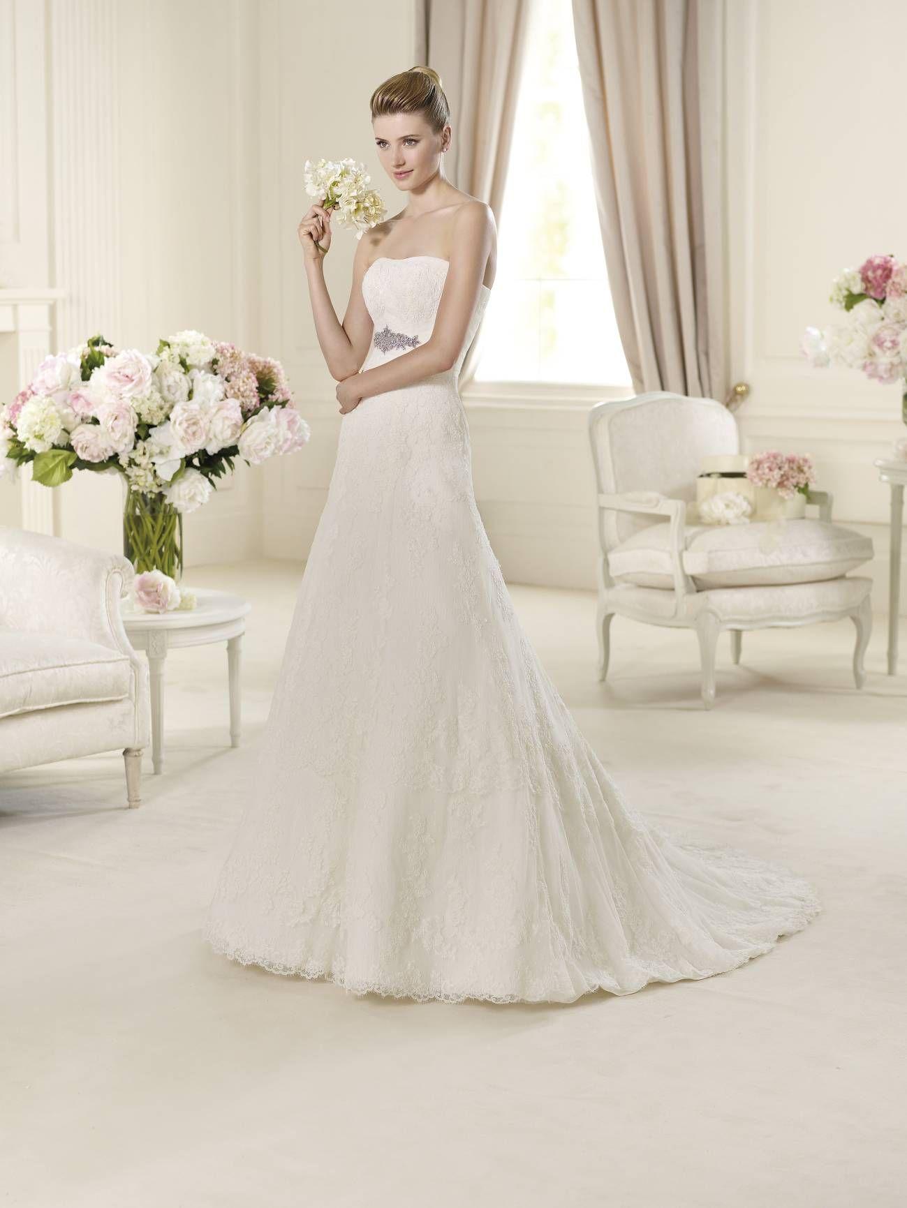 Pronovias Presents The Udine Bridal Dress