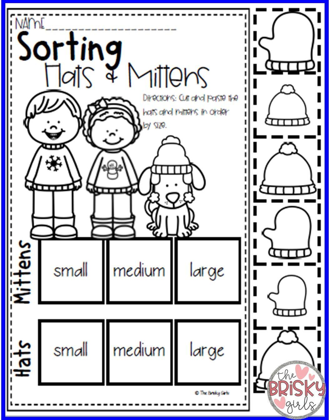 Winter Activities Winter Activities For Kids Winter Activities Preschool W Winter Activities Preschool Winter Kindergarten Activities Winter Math Worksheets