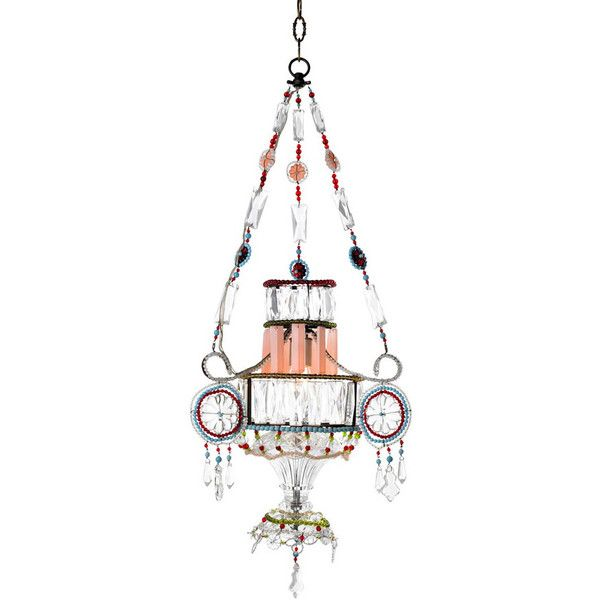 Canopy Designs Sorrento Chandelier 2 519 Liked On Polyvore