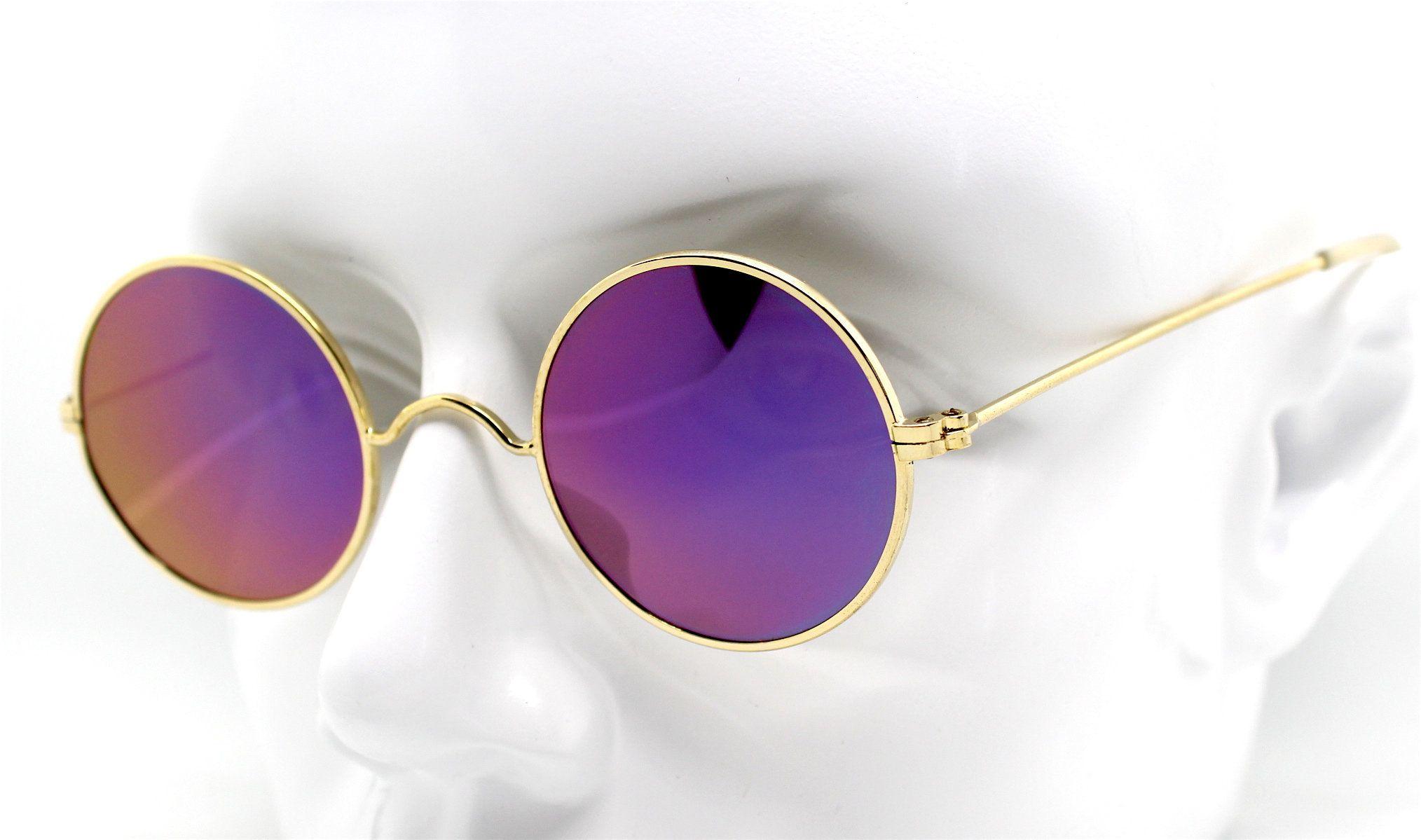 Retro a Specchio Occhiali Da Sole Da Donna Vintage Hipster Alla Moda Donna Occhiali CAT EYE