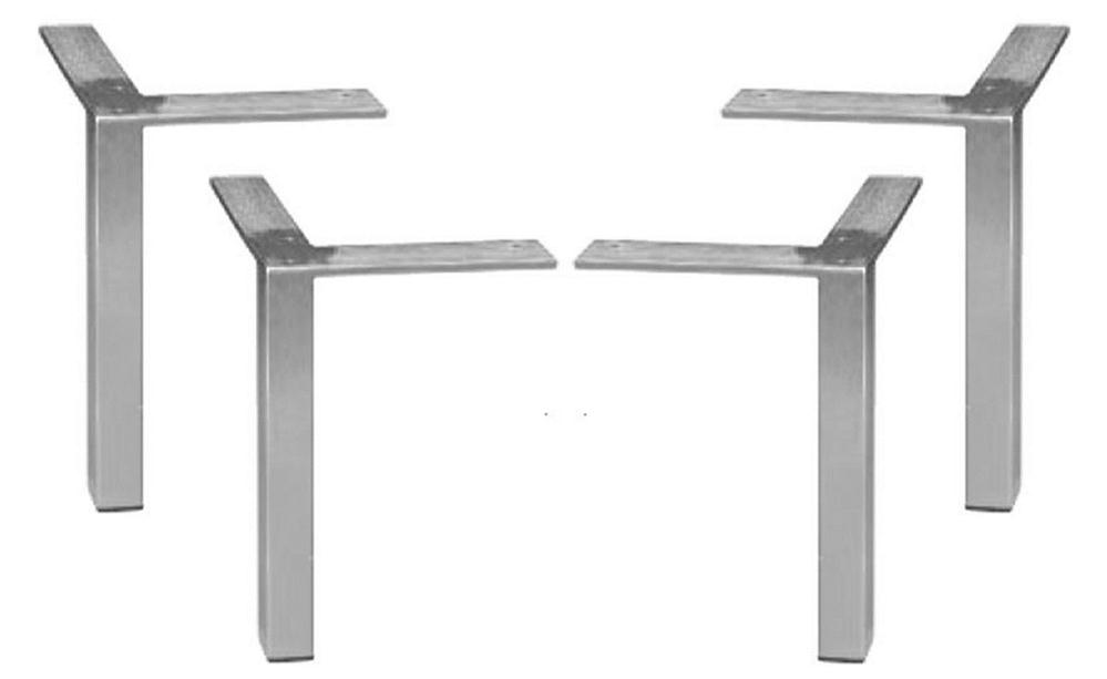 Square legs for furniture roselawnlutheran Aluminum coffee table legs