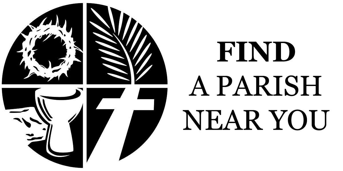 Download Find a parish near you | Parish, Holy week, Mass times