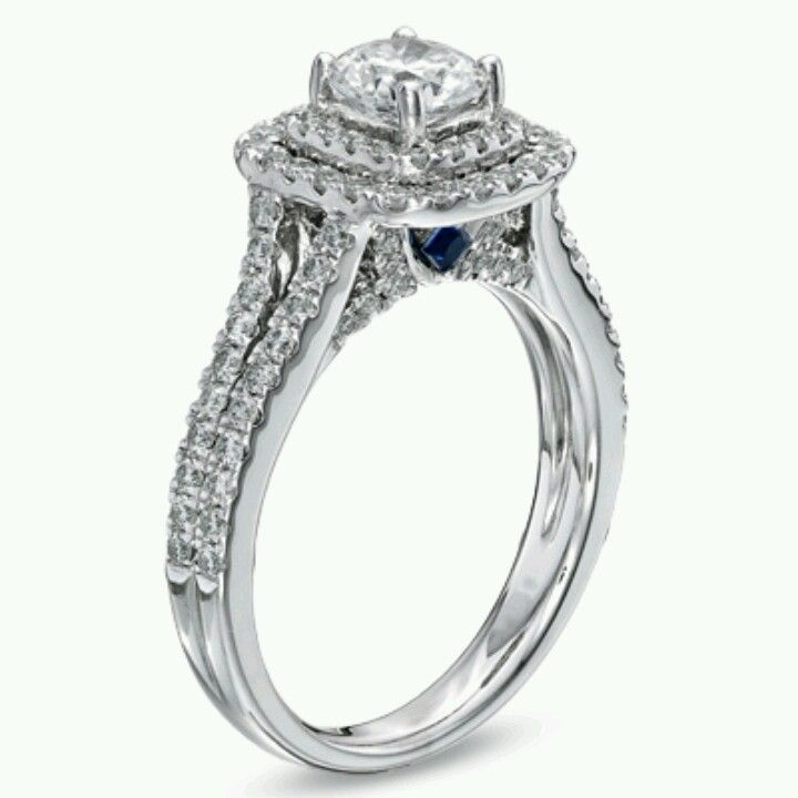My fiance's engagement ring