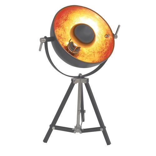 Spectacular Vandeheg Tischleuchte x cm golden sun online kaufen bei WOONIO