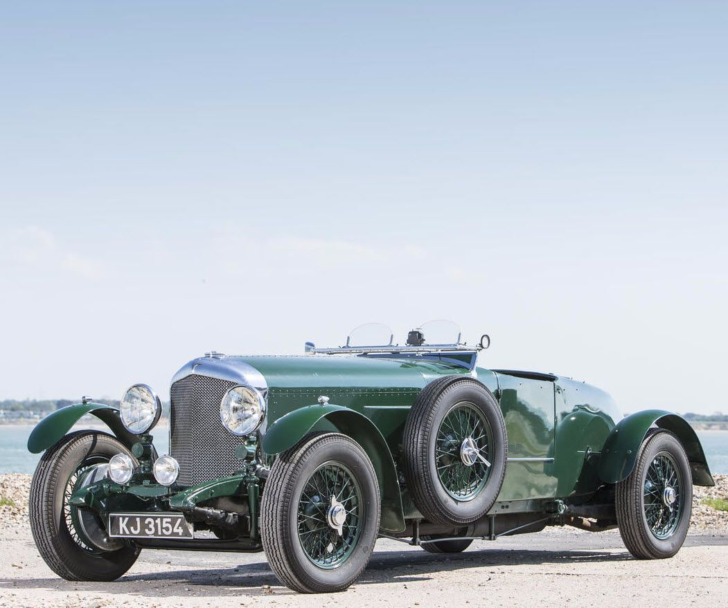 1931 Open Tourer (chassis YM5042)