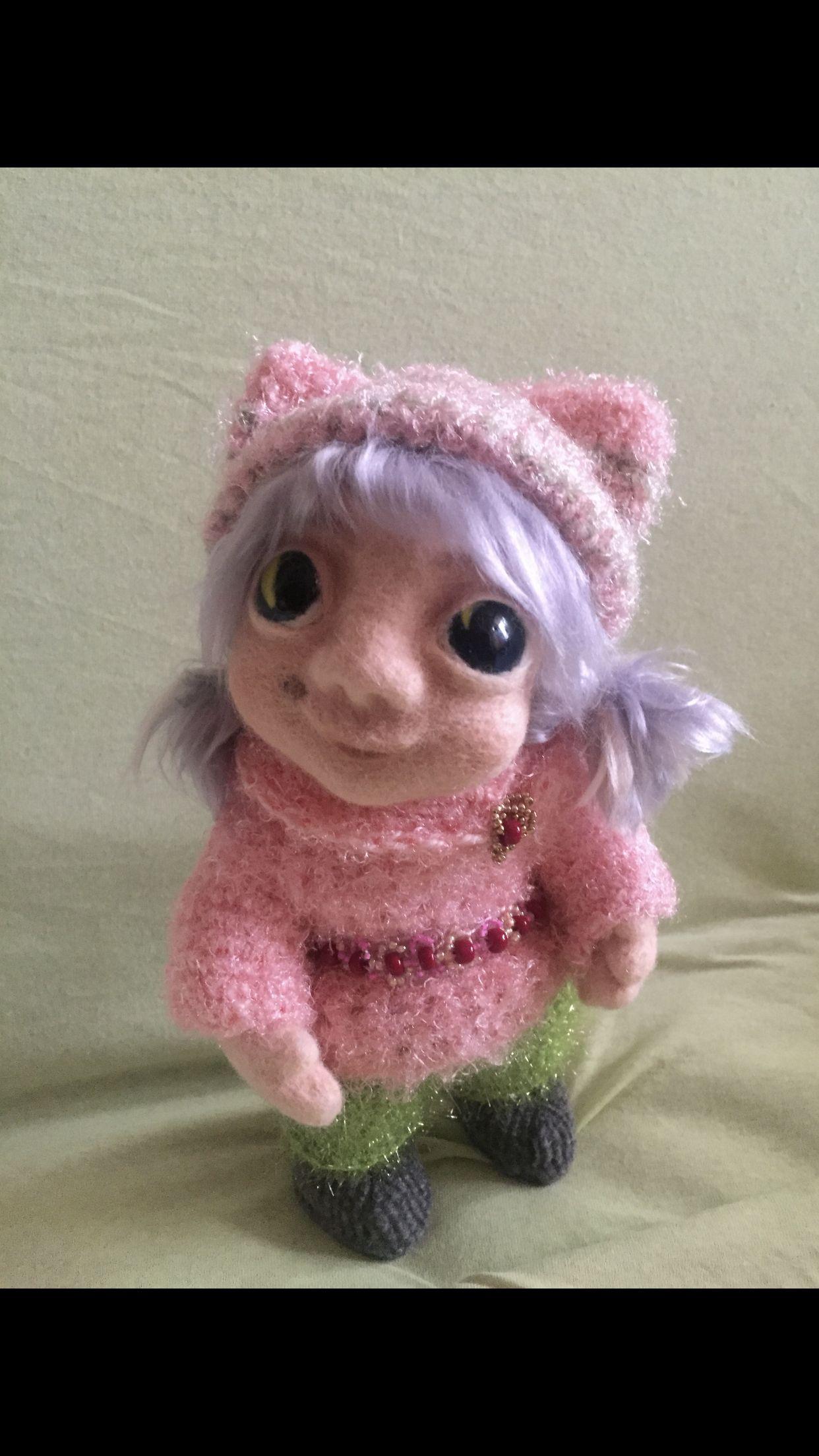 Валяные куклы своими руками фото 856