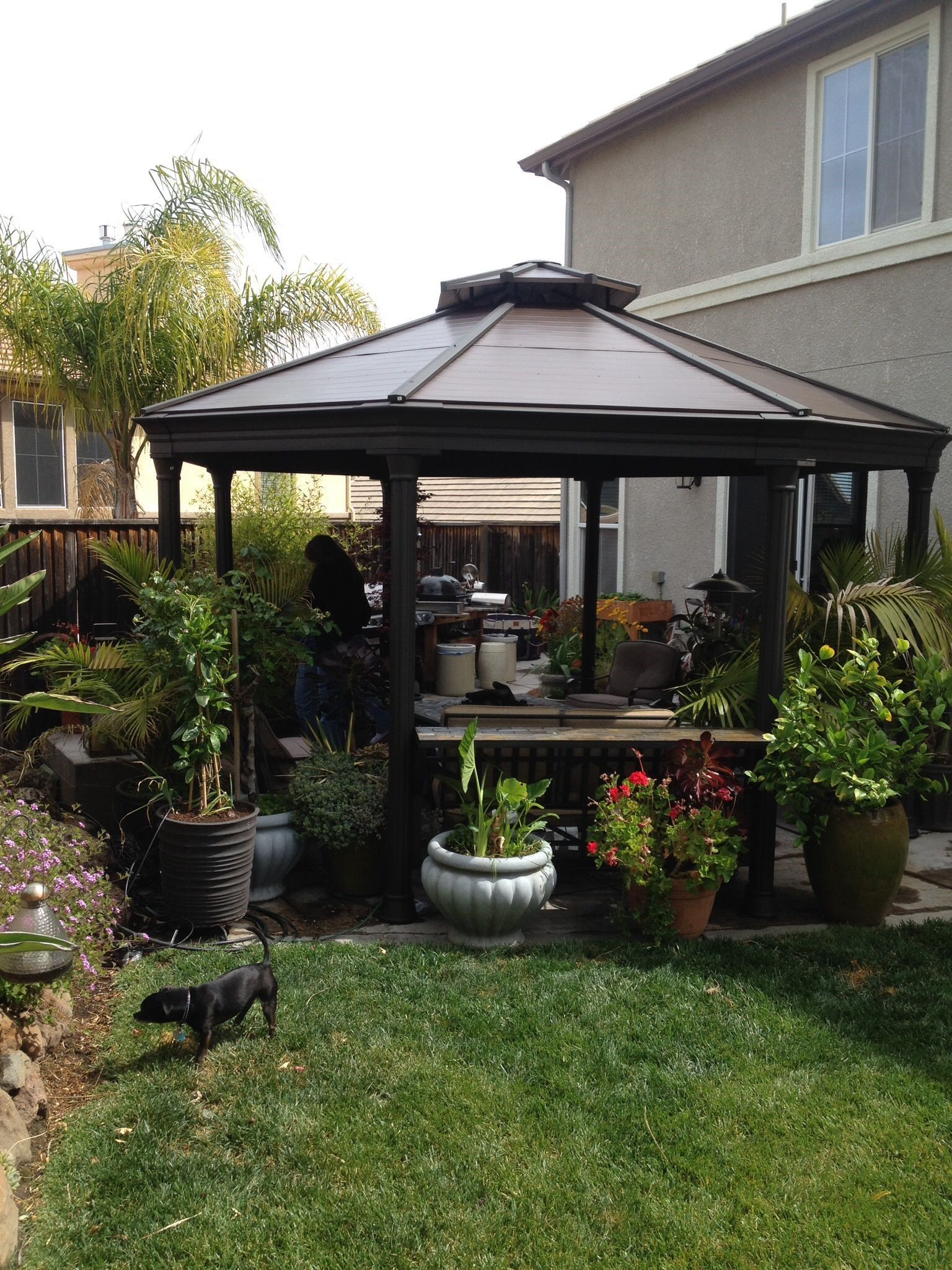 Carport Costco 10x20 Car Canopy Costco Backyard Gazebo Gazebo Backyard
