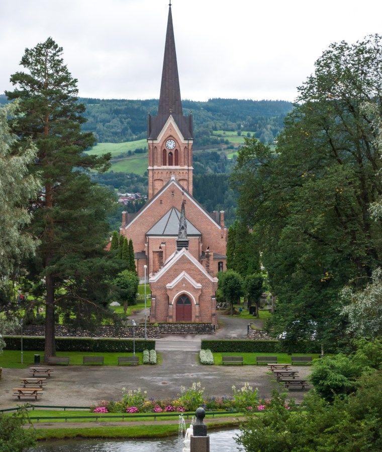 Lillehammer Church Lillehammer Norway