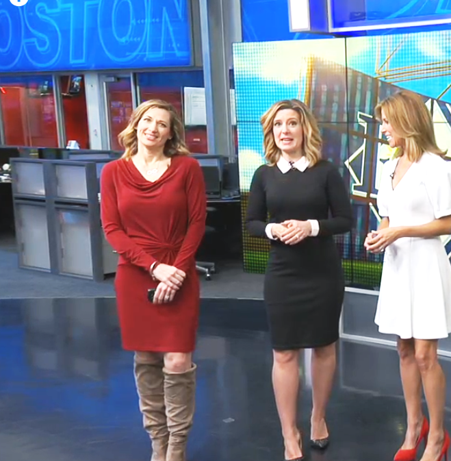 The Reciation Of Booted News Women Blog Sarah Wroblewski Filled In Fantastically On Fox25