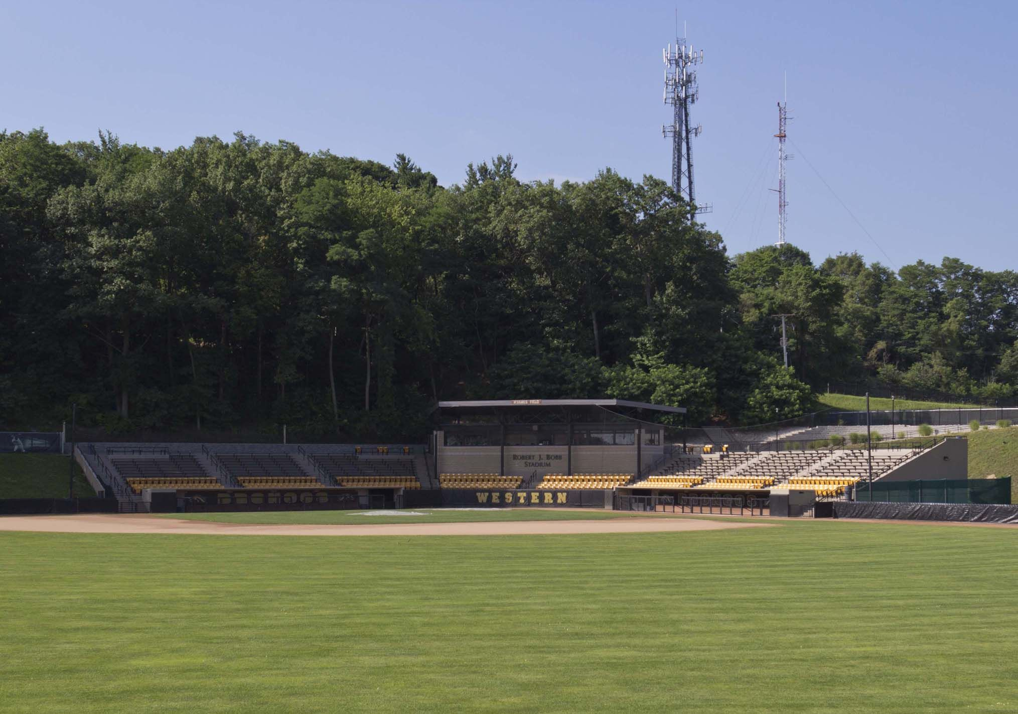 Bobb Stadium Hyames Field Western Michigan Field Western Michigan Stadium