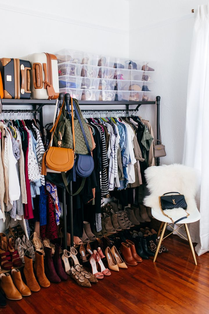Haute Off The Rack, Closet Organization, Office Closet, Office Space Ideas,  Closet