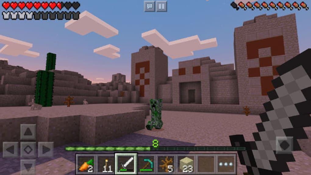 Minecraft Pocket Edition Giao Diện Minecraft Minecraft đại Dương