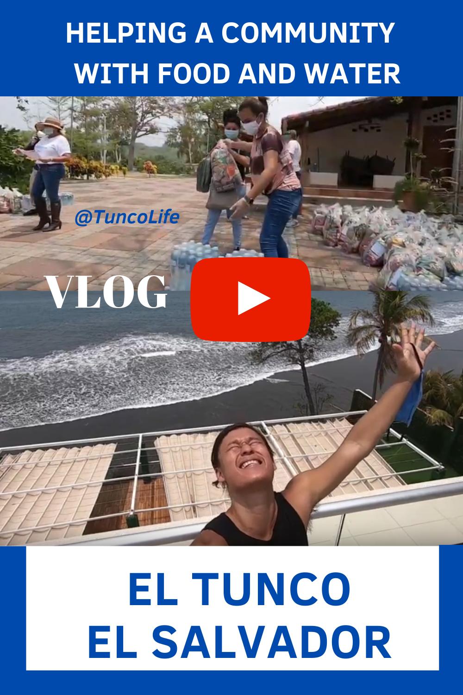 EL TUNCO, EL SALVADOR DURING CORONA VIRUS 2020 VLOG