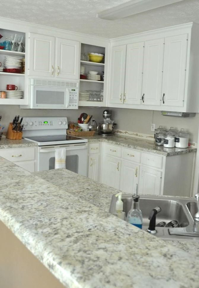How to install your own laminate countertops we did and ...
