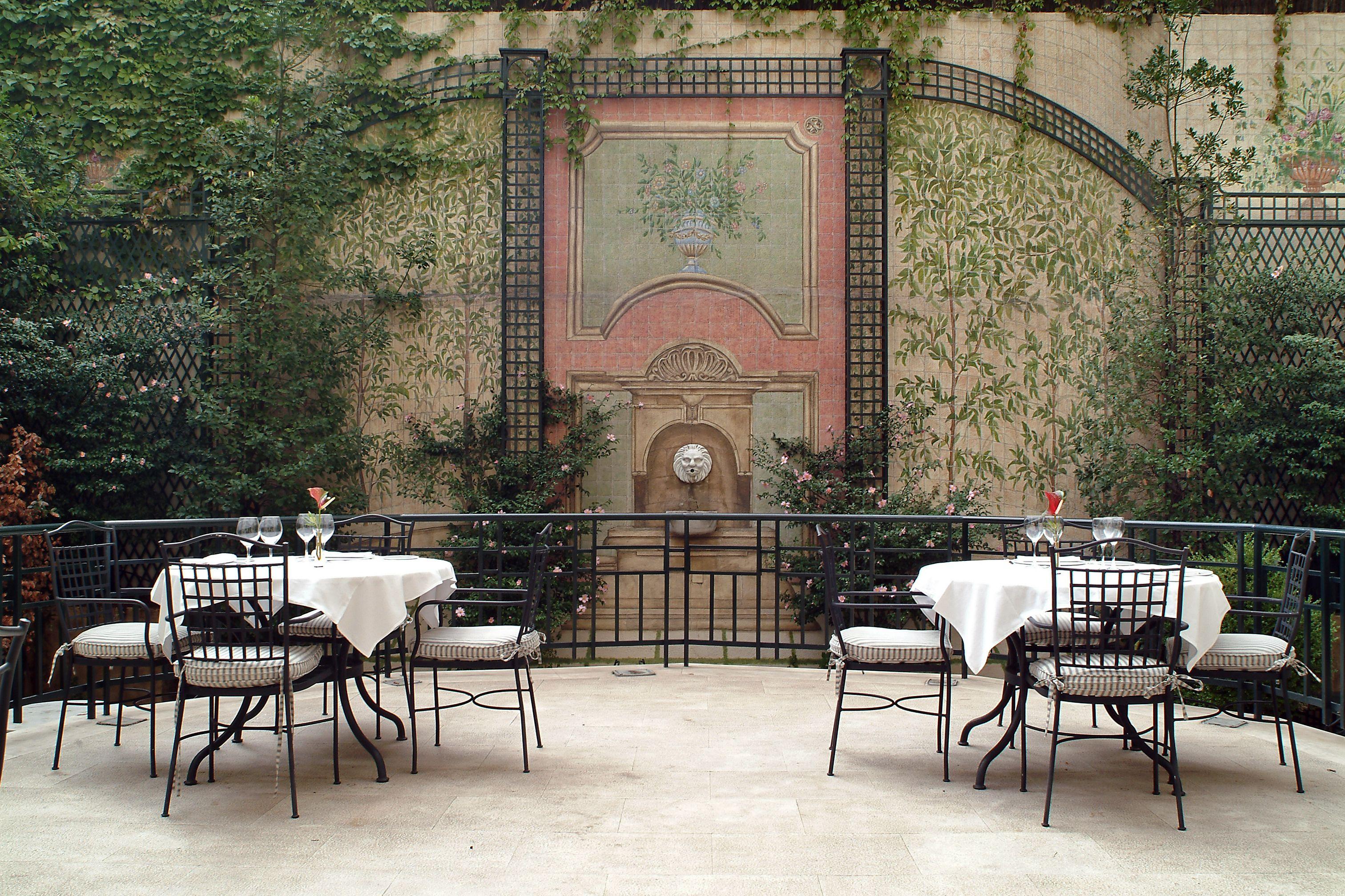 Restaurante 39 el jard n de orfila for Bar restaurante el jardin zamora