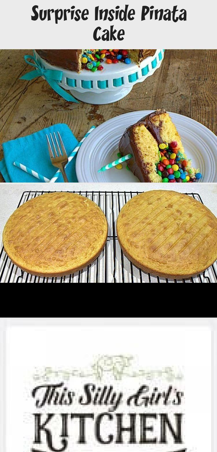 Photo of Überraschung in Pinata Cake, Schritt für Schritt Tutorial, wie man ein großes…