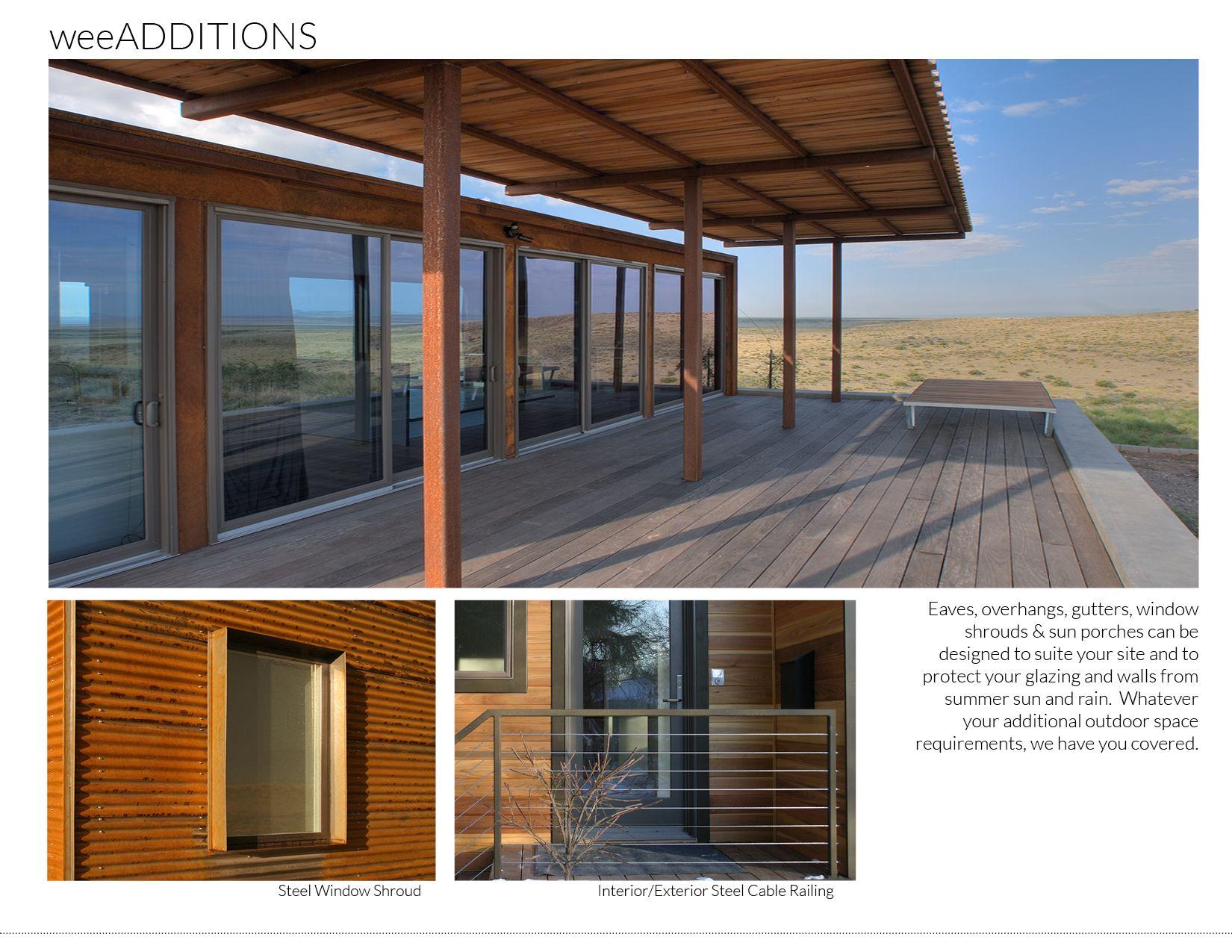 Wee House Modular Prefab House
