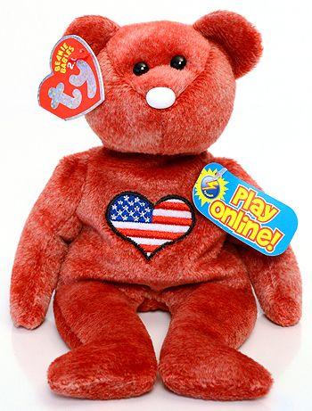 a11561610c8 Heartland - Bear - Ty Beanie Babies 2.0