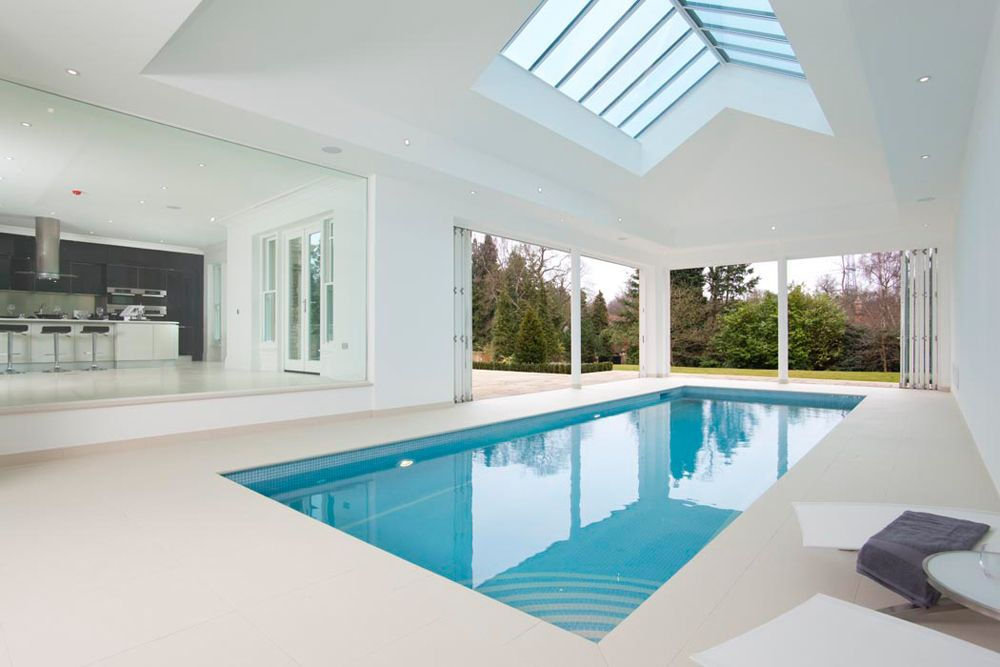 Luxury indoor swimming pool design & installation company based in ...