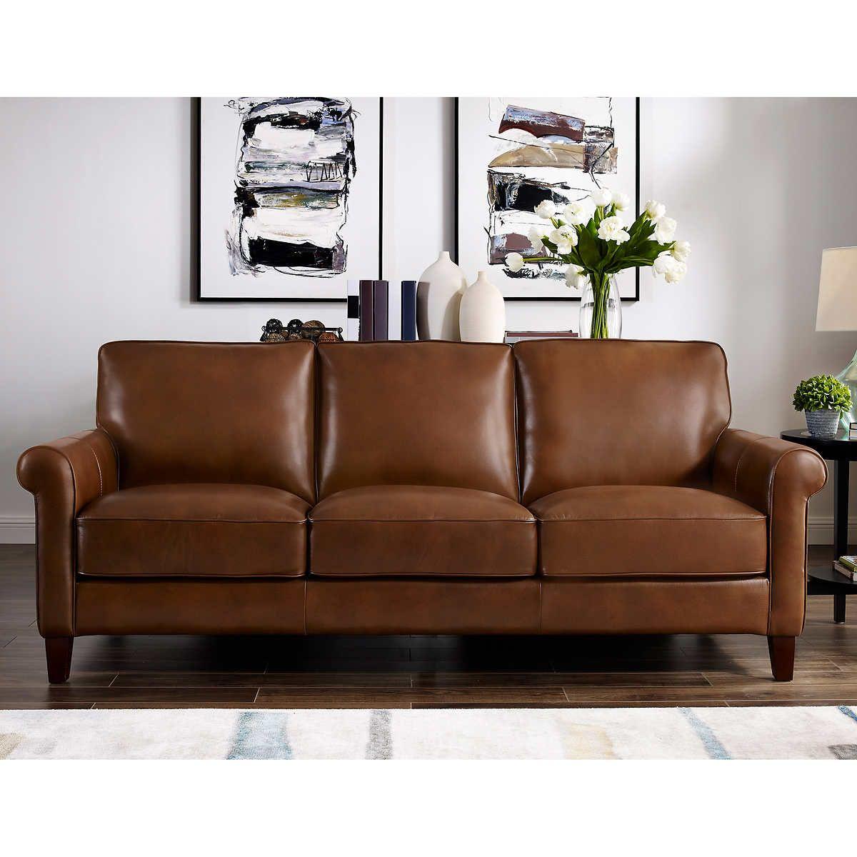 Pin By Rj Valles On Pueblo Home Top Grain Leather Sofa Leather