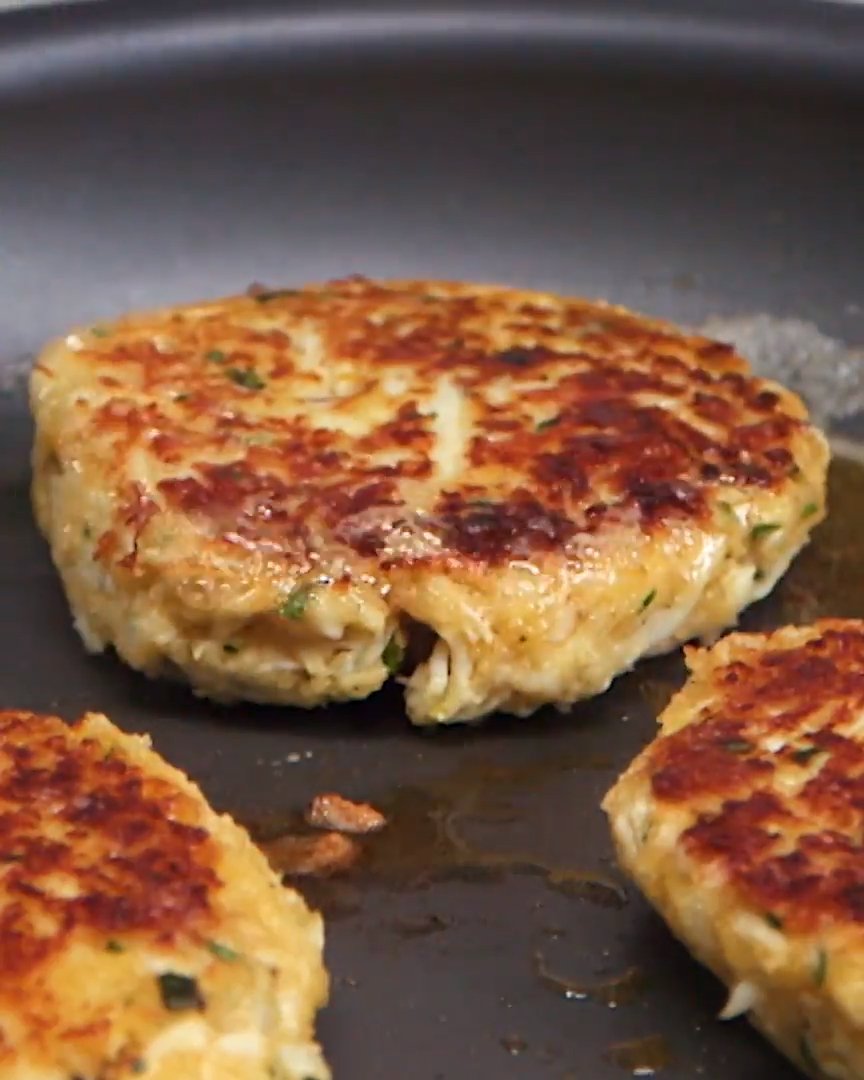 Best-Ever Crab Cakes