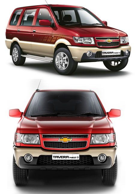 Chevrolet Tavera Reviews Indian Cars Bikes Chevrolet Utility Vehicles Bike