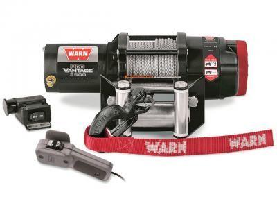 The Warn ProVantage 3500 winch  | Warn Winch | Utv winch, Atv winch, Atv