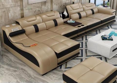Sectional Sofa Sleeper Bed Sectional Sofa Extra Large Furniturejogja Furnitureshopping Secti Living Room Sofa Set Luxury Sofa Design Leather Sectional Sofas