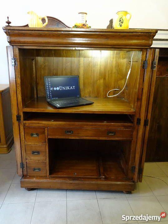 Debowa Sekretera Slaskie Ruda Slaska Decor Furniture Entertainment Unit