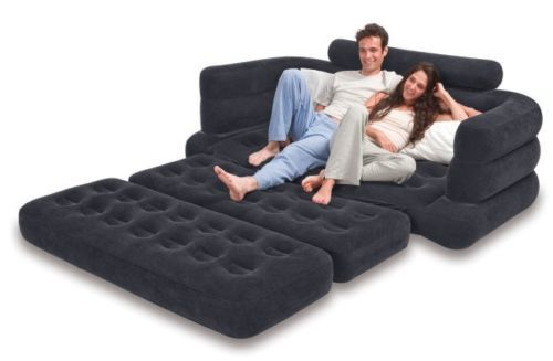 Intex Air Bed Sofa Lounge Chair