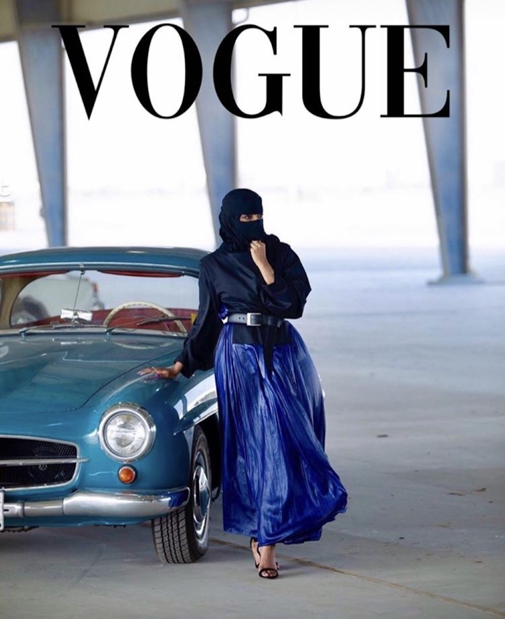 Some of Our Favorite Covers from The #VogueChallenge