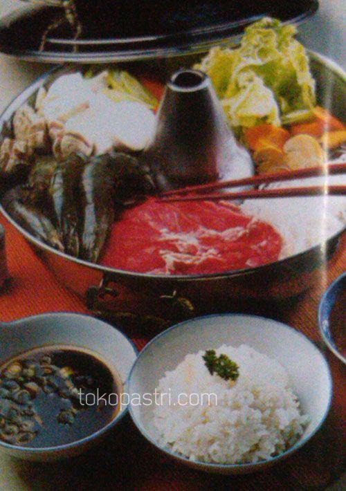 Cara Membuat Sabu Sabu : membuat, Resep, Membuat, Celup-Celup, Resep,, Makanan