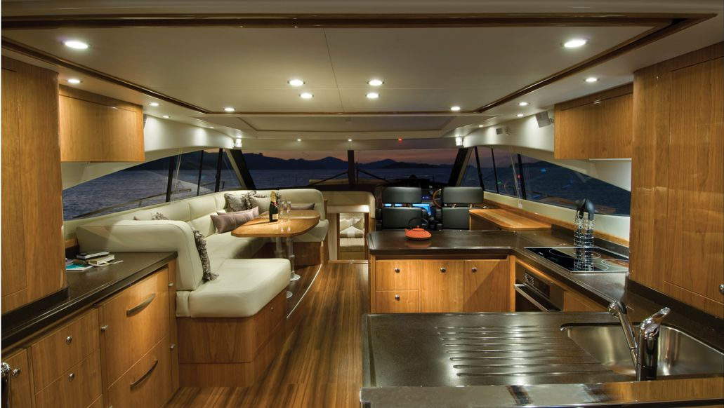 the preface to interior design for yachts