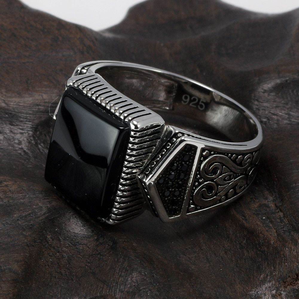 Photo of Antique Turkish Signet Rings | Muduh Collection